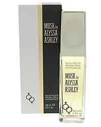ALYSSA ASHLEY MUSK EDT 100 SPRAY INSCATOLATO
