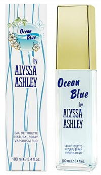 ALYSSA ASHLEY OCEAN BLUE EDT 100ML