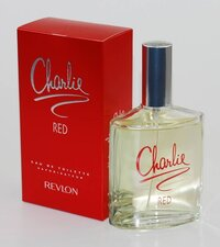 REVLON CHARLIE RED EDT 100ML INSCATOLATO