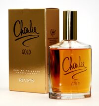 REVLON CHARLIE GOLD EDT 100 ML VAPO