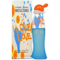 MOSCHINO I LOVE LOVE EDT - 50 ML