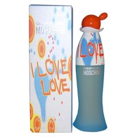 MOSCHINO I LOVE LOVE EDT 100 ML VAPO