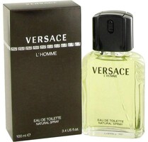VERSACE L'HOMME (BROWN BOX) EDT 100 ML VAPO