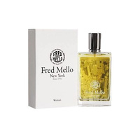 FRED MELLO NEW YORK DONNA EDT 100 MLSPRAY INSCATOLATO