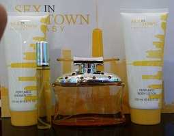CONCEPT ''V'' DESIGN SEX TOWN FANTASY SET EDP100VP+BL200+SG200+2