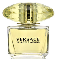 VERSACE YELLOW DIAMOND DONNA EDT 90ML SPRAY TESTER