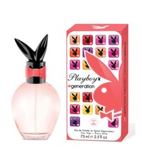 PLAYBOY GENERATION EDT 50 ML SPRAY TESTER