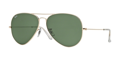 Ray-Ban RB3025 AVIATOR LARGE METAL