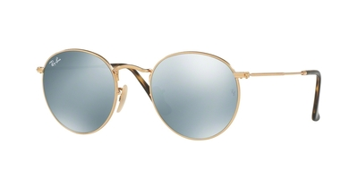 Ray-Ban RB3447N ROUND METAL