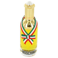 MOSCHINO DONNA EDT 75 ML SPRAY TESTER